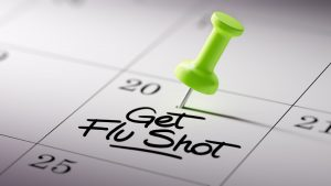 Calendar Reminder To Get A Flu Shot