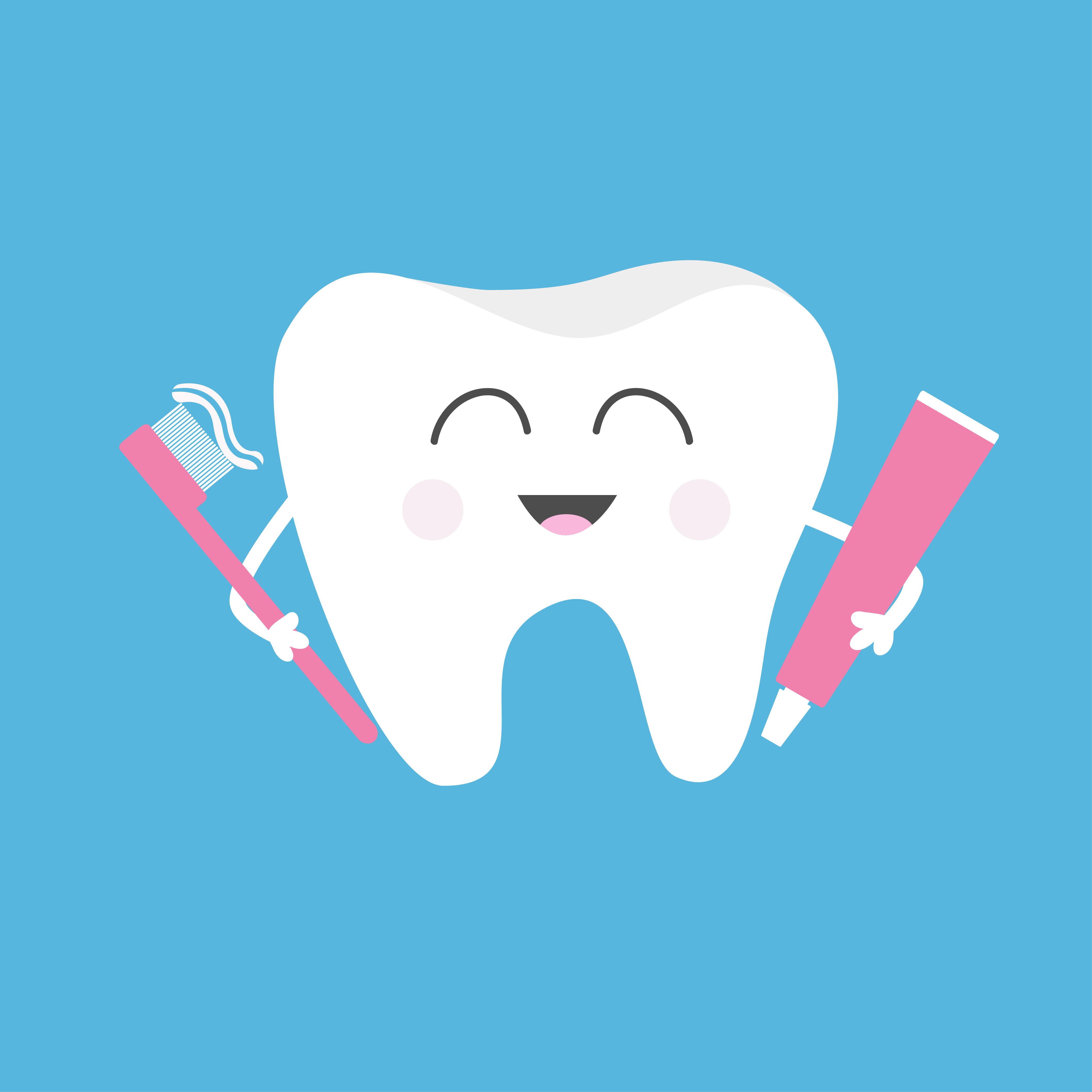 Children's Dental Health Month - Virginia Department of Health