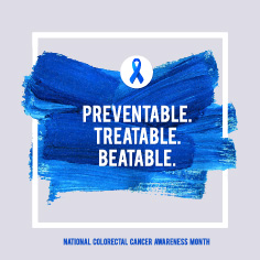 March Is Colorectal Cancer Awareness Month Virginia Department Of Health
