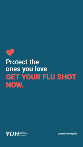 Protect the ones you love, get your flu shot
