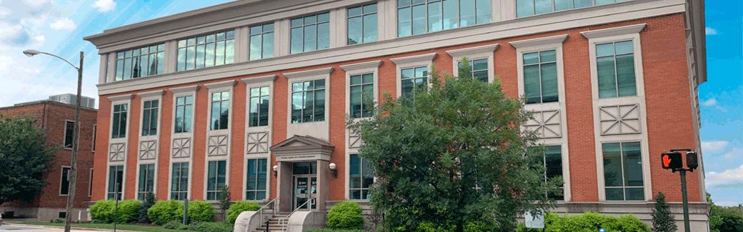 Richmond City Health DIstrict building