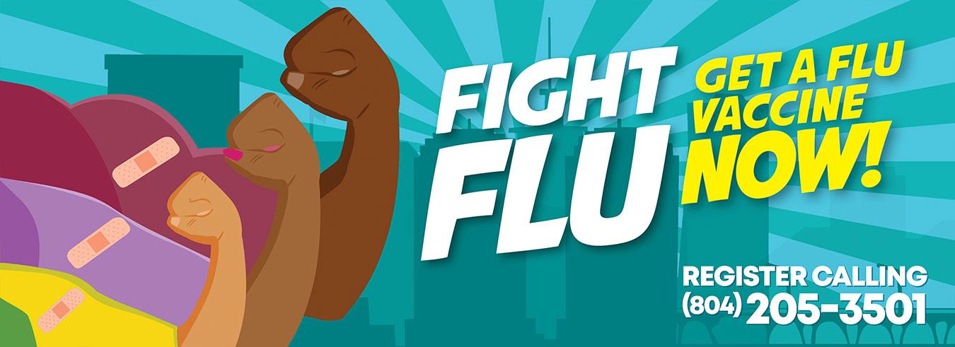 fight flu!
