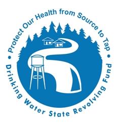 Drinking Water State Revolving Fund (DWSRF) logo
