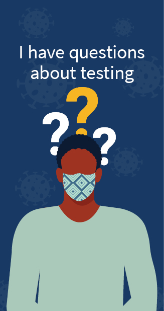 I have questions about testing