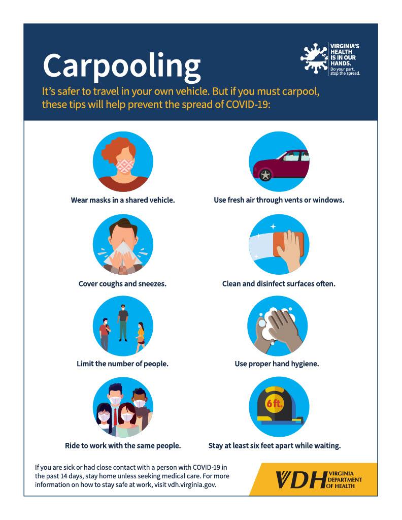 Carpooling Flyer