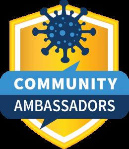 Logo for Community Ambassadors