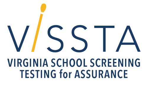 Virginia School Screening Testing for Assurance Logo