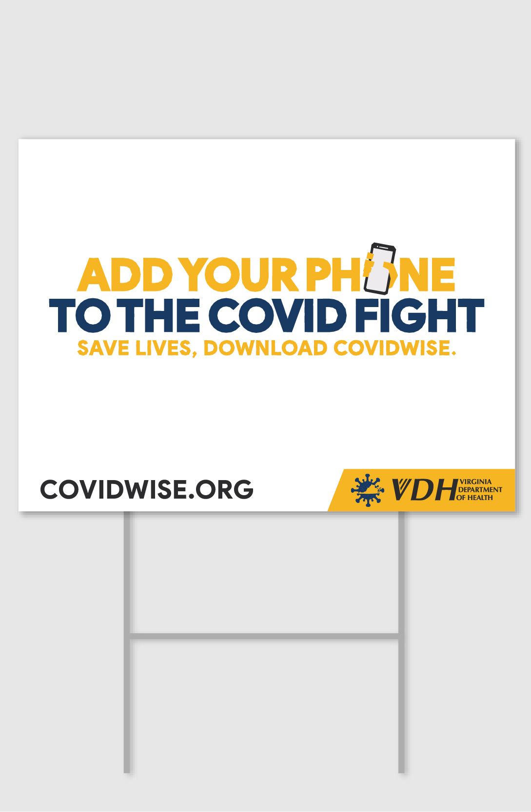 COVIDWISE | Yard Signs