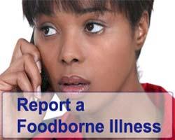 Report a Foodborne Illness