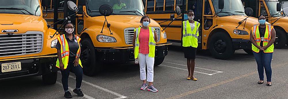 bus safety staff