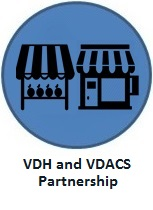 Click here to learn about: VDH and VDACS Partnership