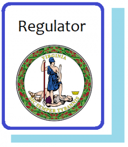 Regulator information