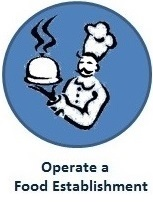 Click here to: Operate a Food Establishment