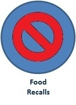 Click here to learn about: Food Recalls