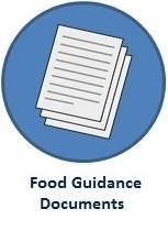 Click here to view: Food Guidance Documents