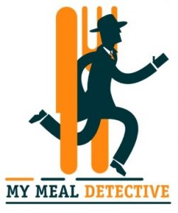 My Meal Detective logo