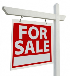Generic Home for Sale Sign