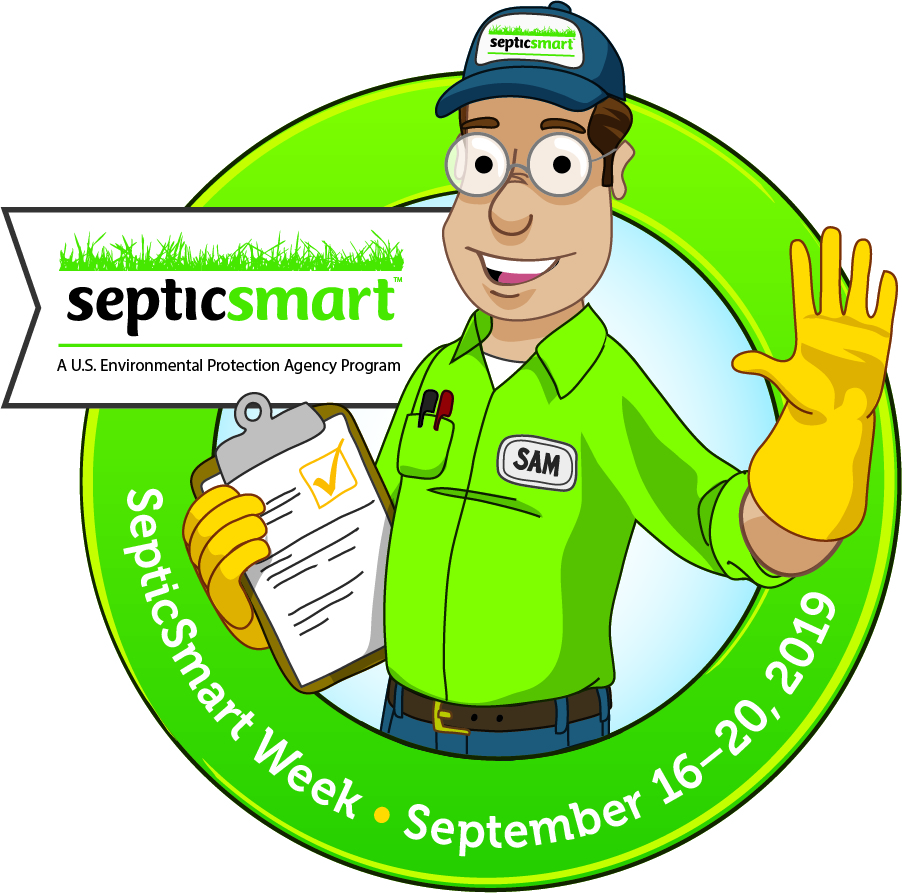 EPA SepticSmart Week 2019 Seal