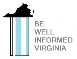 Be Well Informed Virginia Logo