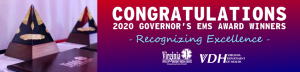 2020 Governor's EMS Awards