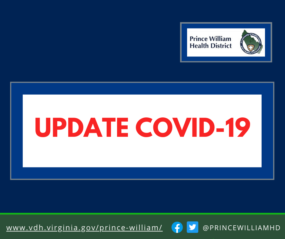 PWHD website COVID-19 Update graphic