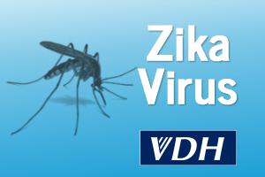 Image of Mosquito. Zika Virus. VDH.
