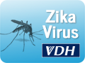 Image of Asian tiger mosquito. Zika Virus. VDH