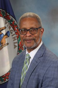 M. Norman Oliver, MD, MA, Acting State Health Commissioner