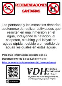 Warning sign en espanol