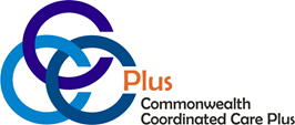 CCC+ - Commonwealth Coordinated Care Plus Logo
