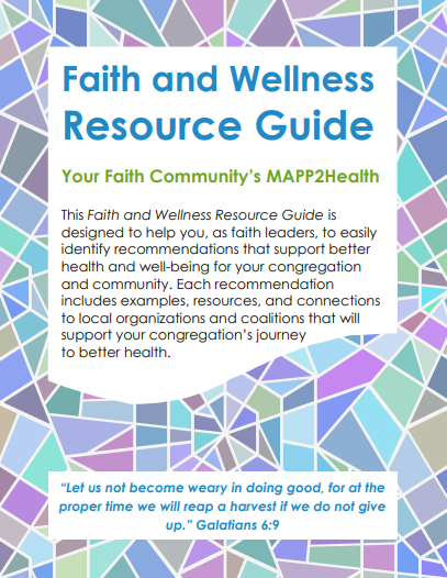 faith and wellness resource guide